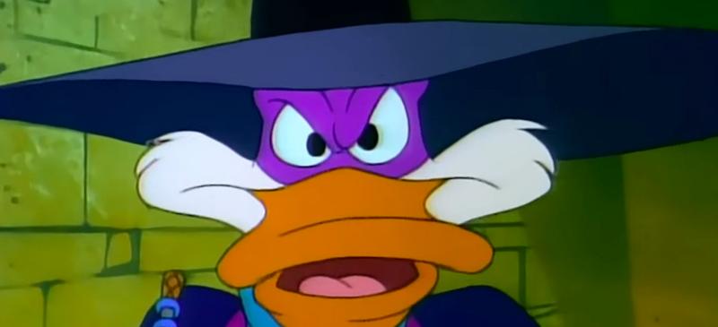 Serientipp der Woche ist «Darkwing Duck»
